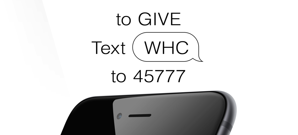 WHCE | Smart Giving